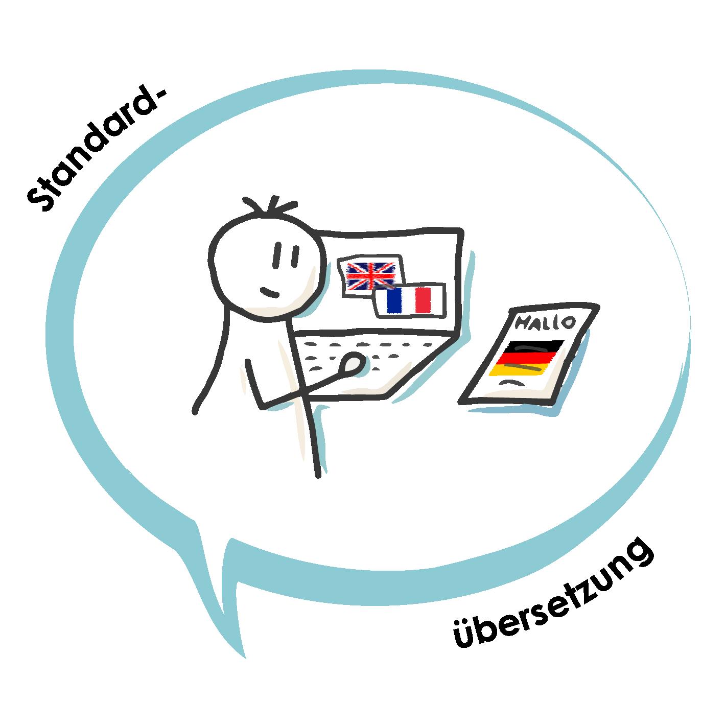 Sketch Icon Standardübersetzung Flags DE